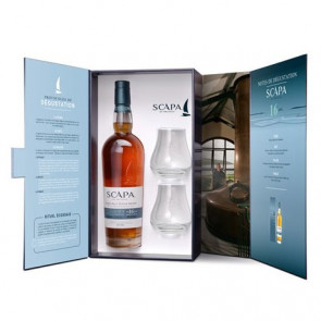 Scapa, 16 Y - whiskygeschenk (70CL)