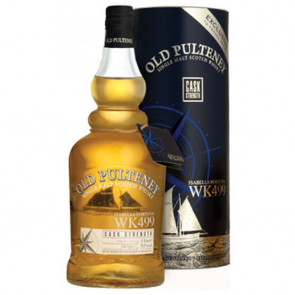 "Old Pulteney - ""Isabella Fortuna"" WK499 (1LTR)"