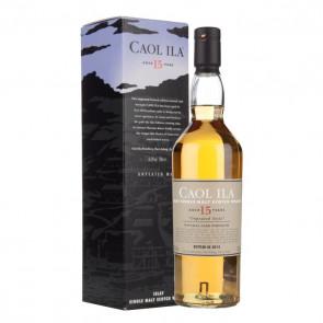 Caol Ila, 15 Y - Distillers Edition 1998/2014 (70CL)