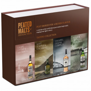 Peated Malts of Distinction - Miniset (20CL)