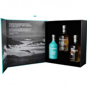 Bruichladdich - Wee Laddie Collection (60CL)