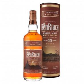 BenRiach, 15 Y - Tawny Port (70CL)