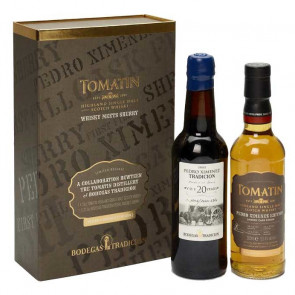 Tomatin - Whisky meets Sherry PX Edition (73CL)
