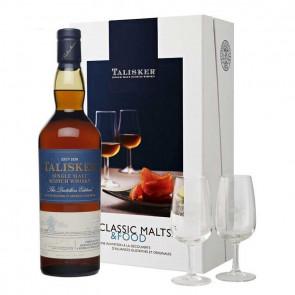 Talisker - Distillers Edition 2014 met 2 glazen (70CL)