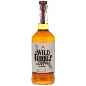 Wild Turkey - Bourbon 81º Proof (70CL)