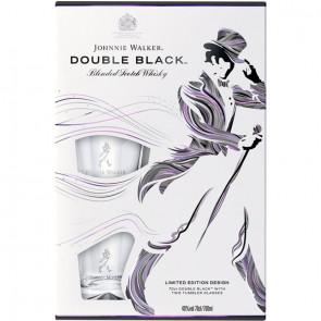 Johnnie Walker - Double Black cadeau (70CL)