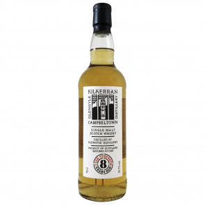 Kilkerran, 8 Y - Cask Strength (70CL)