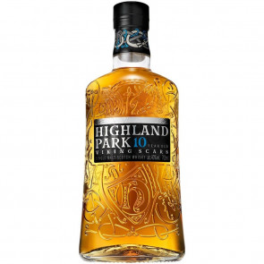 Highland Park, 10 Y - Viking Scars (70CL)