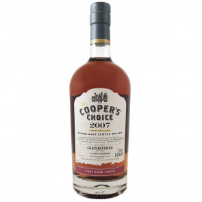 Cooper's Choice - Glenrothes, 10Y - 2007 Port Finish (70CL)