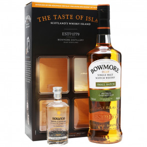 Bowmore - Small Batch Giftpack (70CL)