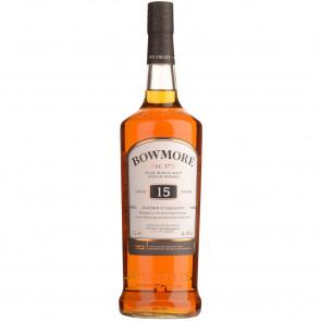Bowmore, 15 Y - Golden & Elegant (1LTR)