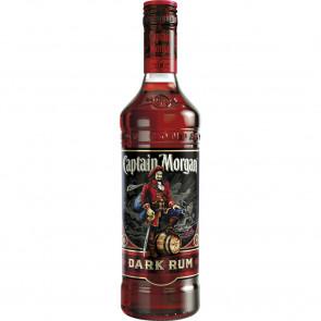 Captain Morgan - Dark Rum  (70CL)