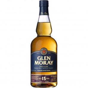 Glen Moray, 15 Y (70CL)