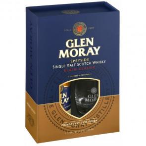 Glen Moray - Chardonnay Finish met 2 glazen (70CL)