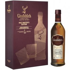 Glenfiddich - Malt Master's Edition met 2 glazen (70CL)