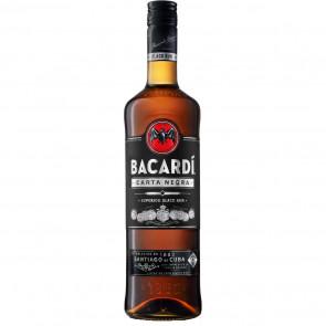 Bacardi - Carta Negra (1LTR)