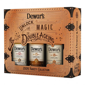 Dewar's - Variety Collection (60CL)