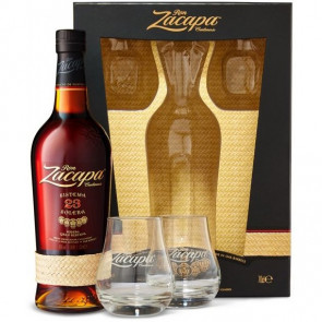 Zacapa - 23 Gift Pack  (70CL)
