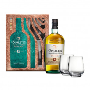 The Singleton, 12 Y Gift Pack (70CL)