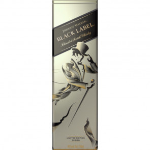 Johnnie Walker - Black Label, 12 Y in Tin Box (70CL)