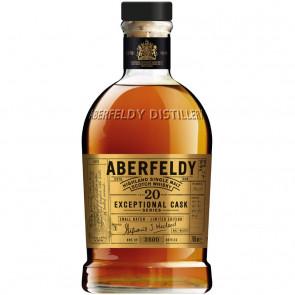 Aberfeldy, 20 Y - Exceptional Cask  (70CL)