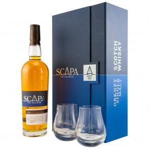 Scapa - Glansa Gift Pack (70CL)