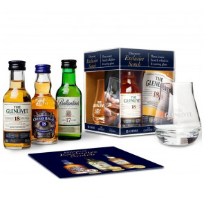 Exclusive Scotch with Tasting Glass (15CL)