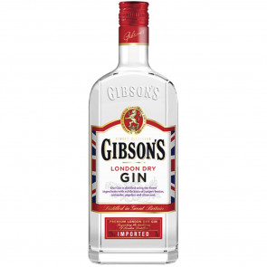 Gibson's - London Dry Gin (70CL)