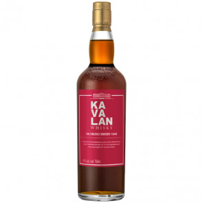 Kavalan - Oloroso Sherry Oak Matured (70CL)