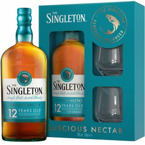 Singleton, 12 Y Gift-Pack (70CL)