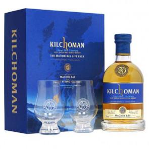 Kilchoman - Machir bay Gift Pack (70CL)