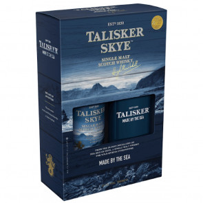 Talisker - Skye with Hip Flask (70CL)