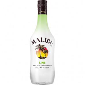Malibu - Lime (70CL)