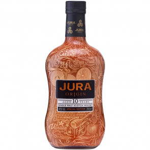 Jura, 10 Y - Origin, Tattoo Edition (70CL)