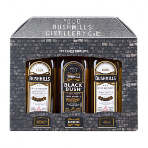 Bushmills - Distillery Mini Collection (15CL)