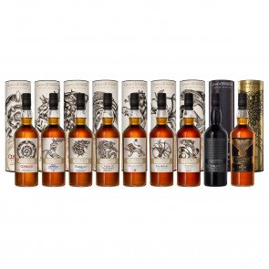 Game Of Thrones Single Malt Whisky The Complete Collection (6,30LTR)