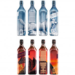 Johnnie Walker - A Song of Ice & Fire bundle (5,60LTR)