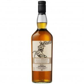 Royal Lochnagar, 12 Y - Game of Thrones, House Baratheon (70CL)