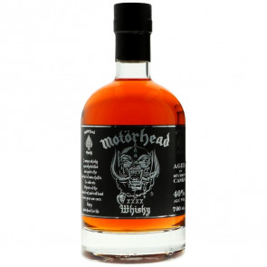 Motorhead Single Malt Whisky (70CL)