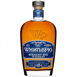 WhistlePig, 15 Y - Vermont Estate Oak (70CL)