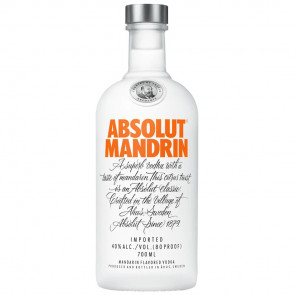 Absolut - Mandrin (70CL)