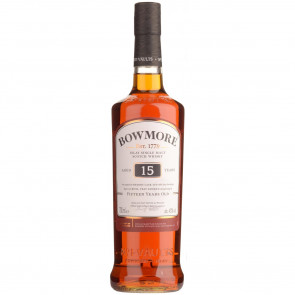 Bowmore, 15 Y - Sherry Cask Finish (70CL)