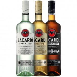 Bacardi Pakket Bundel (2,10LTR)
