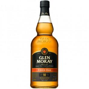 Glen Moray, 10 Y - Fired Oak (70CL)