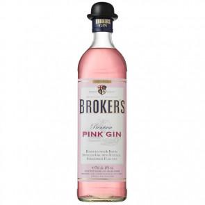 Broker's - Pink Gin (70CL)