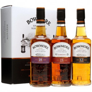 Bowmore - Collection (60CL)