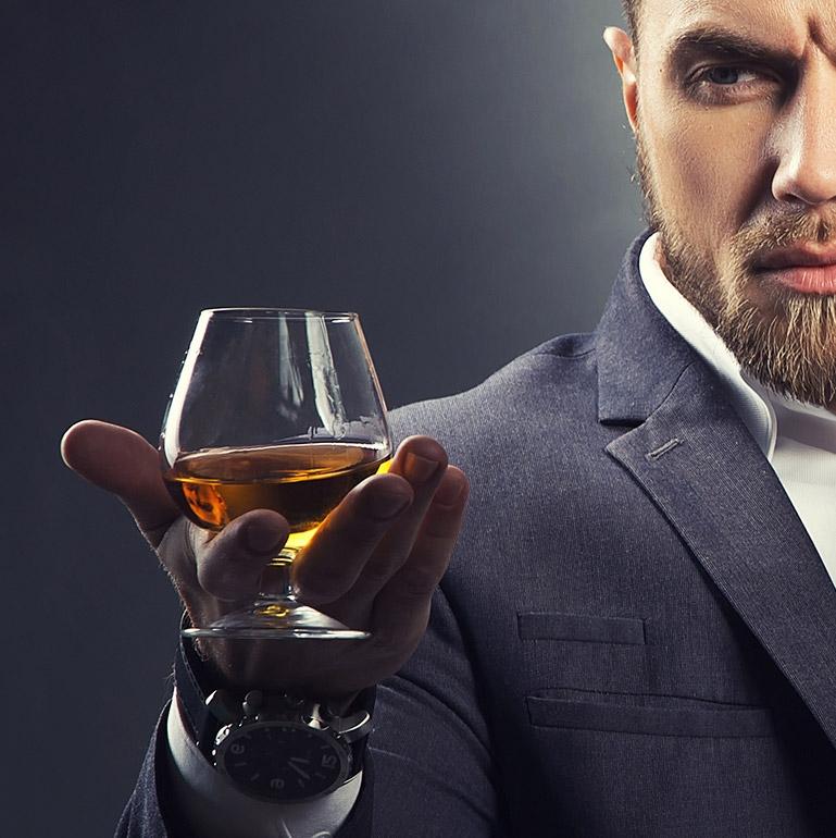 Cognac Proeverij