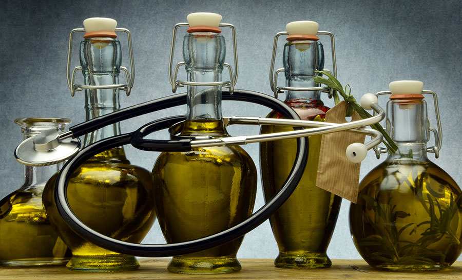 Olive Oil is healthy