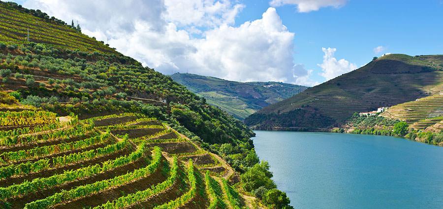 Douro Vallei, Portugal