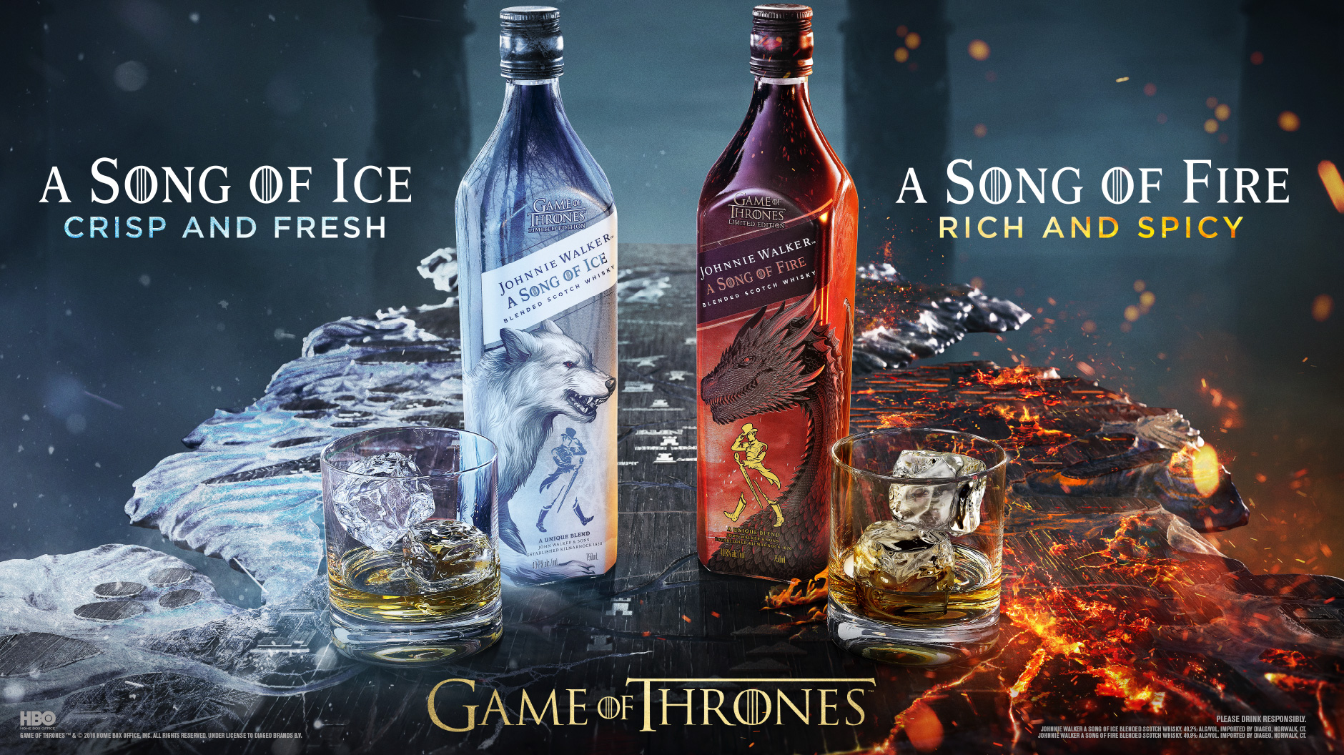 Game Of Thrones Whisky Johnnie Walker